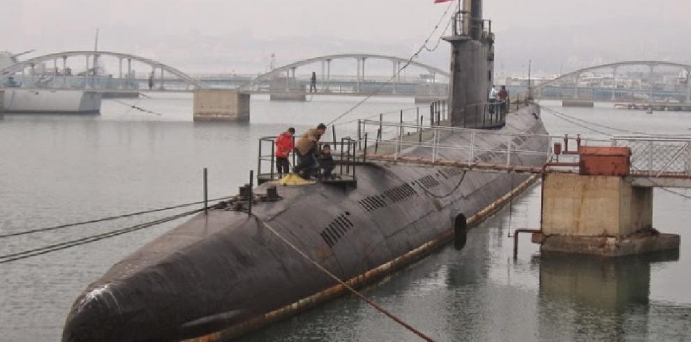 Conoce los submarinos de Corea del Norte
