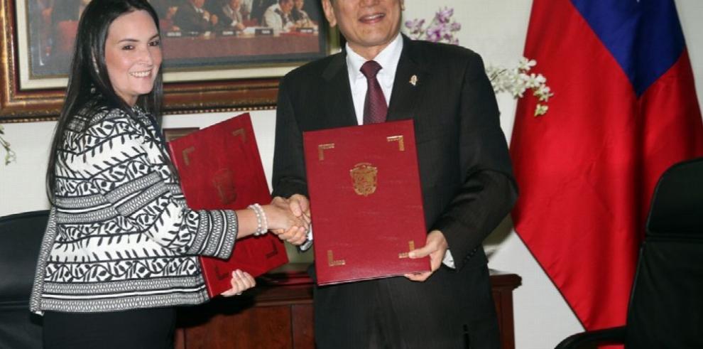 Taiwán dona $2.9 millones a Panamá para agro y seguridad