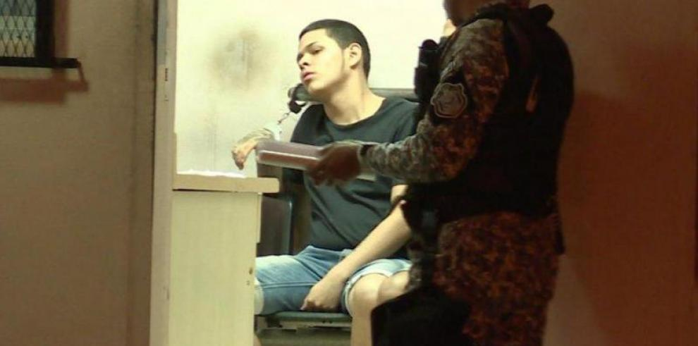 'El Tachi' realizará labores de ornato y aseo para pagar condena