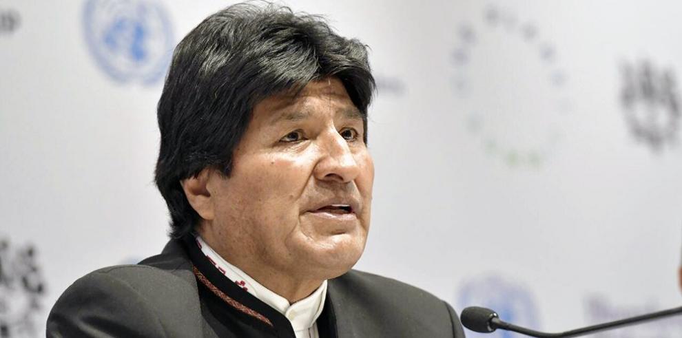 La reelección de Evo Morales marca el año en una Bolivia que espera resurgir