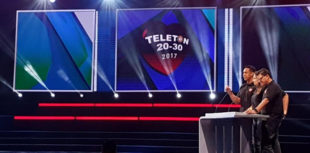 """Arranca la Teletón20-30cuyo lema es ''Somos parte"""""""