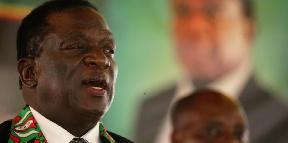 El partido oficialista de Zimbabue elige nuevo líder tras 37 años de Mugabe