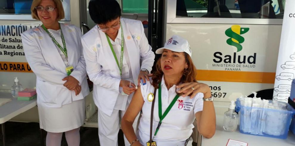Se inicia la Semana de la Vacunación de las Américas 2017