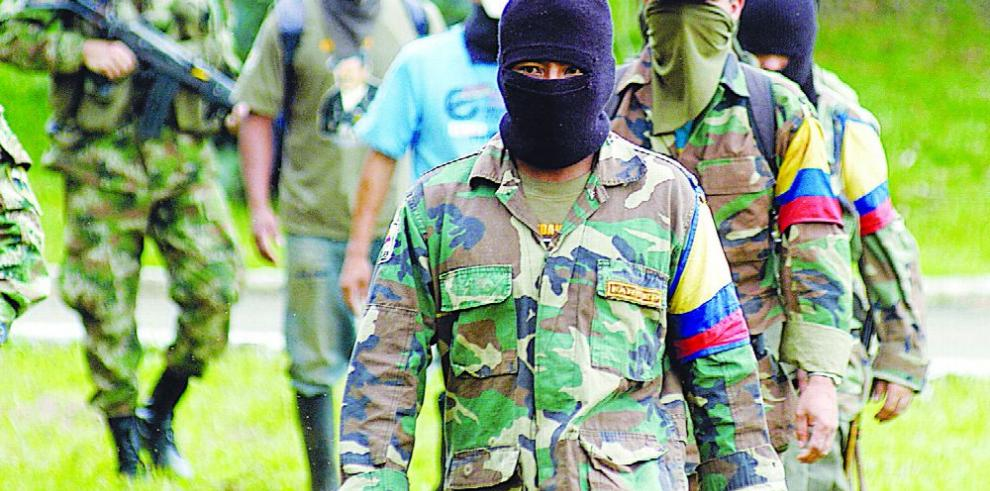 Las FARC denuncian asesinato de guerrillero
