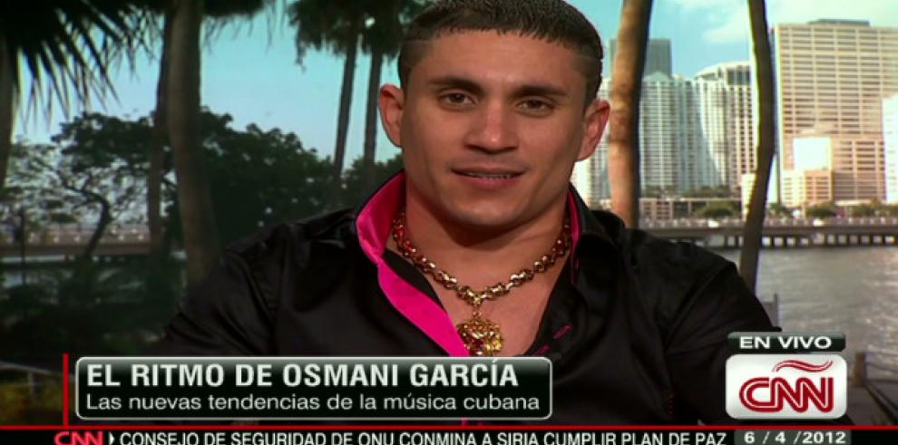 Osmani García, ya rehabilitado, agradece a
