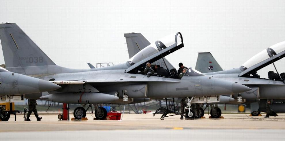 Maniobras militares conjuntas de EE.UU. y Corea del Sur