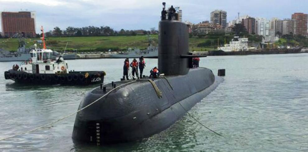 May expresa a Macri su apoyo y solidaridad en búsqueda de submarino ARA San Juan