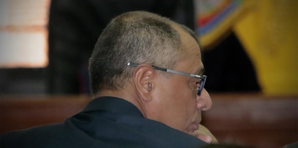 Jorge Glas, el político de mayor rango condenado por la trama Odebrecht
