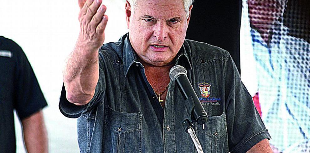 Panorama político de Martinelli se complica más