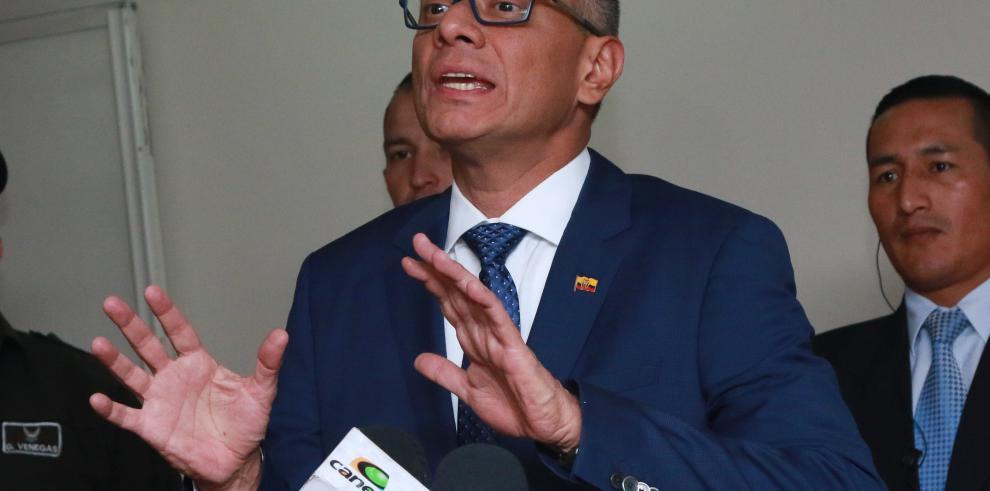 Condenan a 6 años de prisión a vicepresidente ecuatoriano por caso Odebrecht
