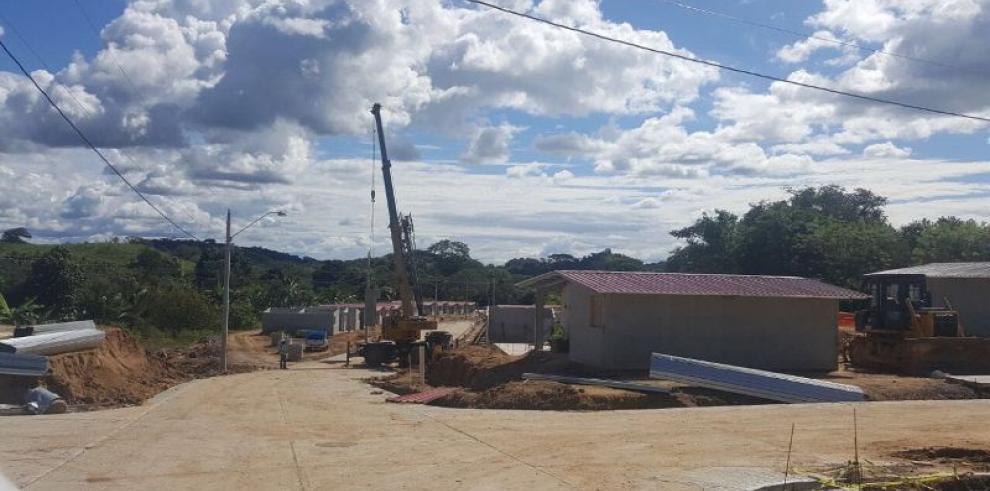 Proyecto Villas del Rosario alcanza más de la mitad de avance