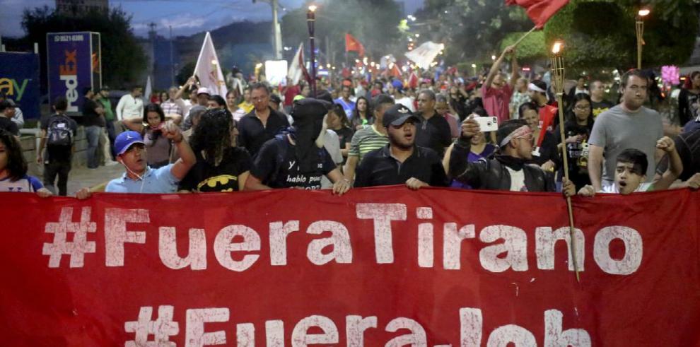 HRW denuncia indicios de fraude en Honduras
