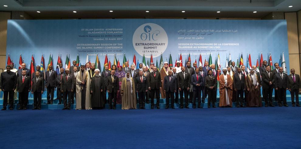 Líderes musulmanes piden al mundo reconocer Jerusalén Este capital palestina