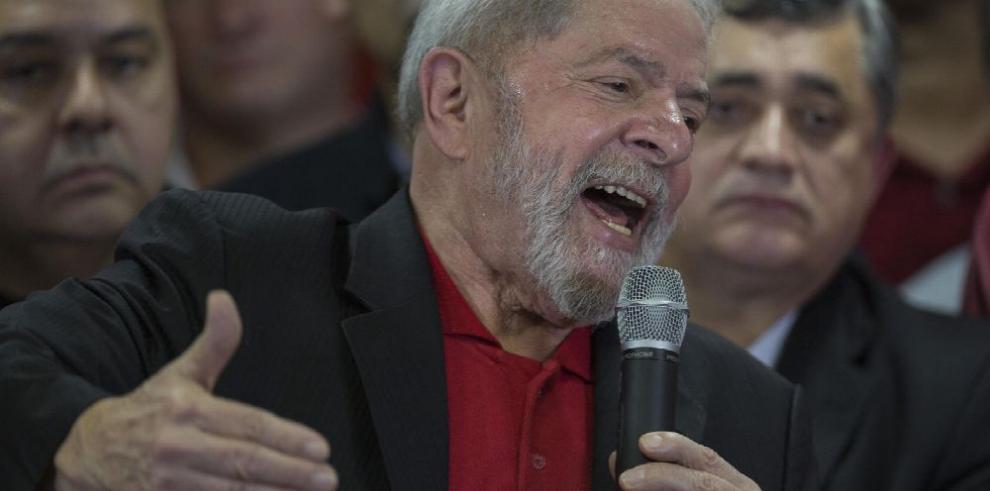 'Lula' reta a detractores a presentar pruebas por condena 'política'