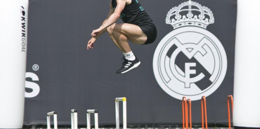 Real Madrid reanuda su preparación