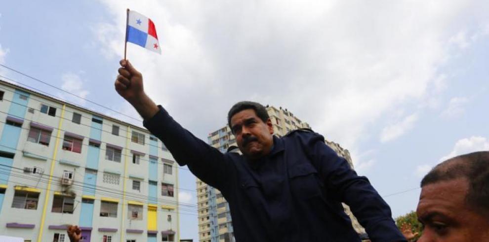 Venezuela exige visas a panameños que quieran ingresar en el país