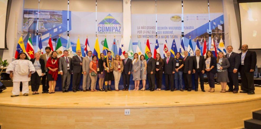 Panamá, sede de la alianza mundial en pro de la paz