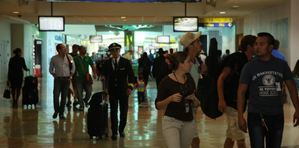 Ingreso de turistas hasta mayo de 2017 aumentó en un 25.4%