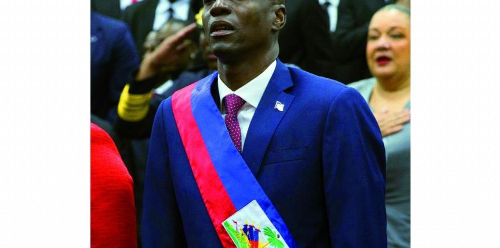 Haití recupera sus fuerzas armadas
