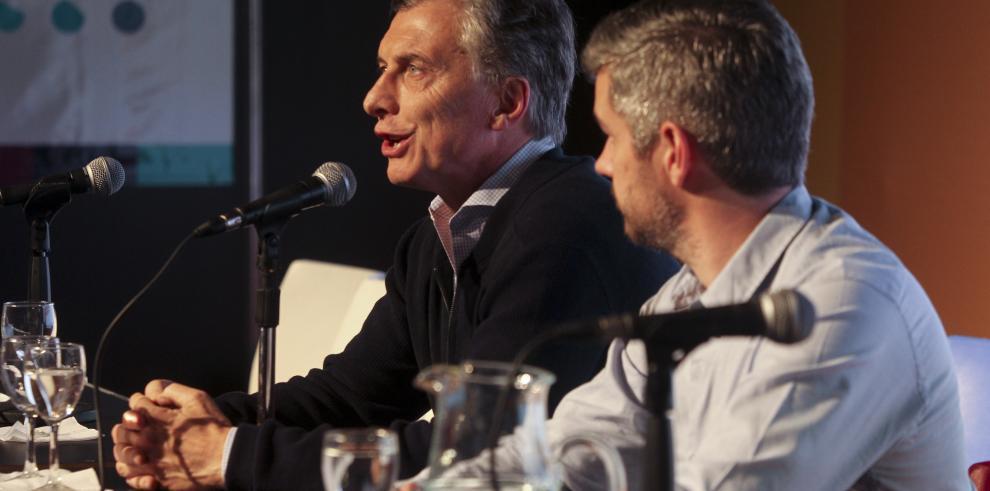 Macri celebra apoyo al oficialismo en primarias legislativas de Argentina