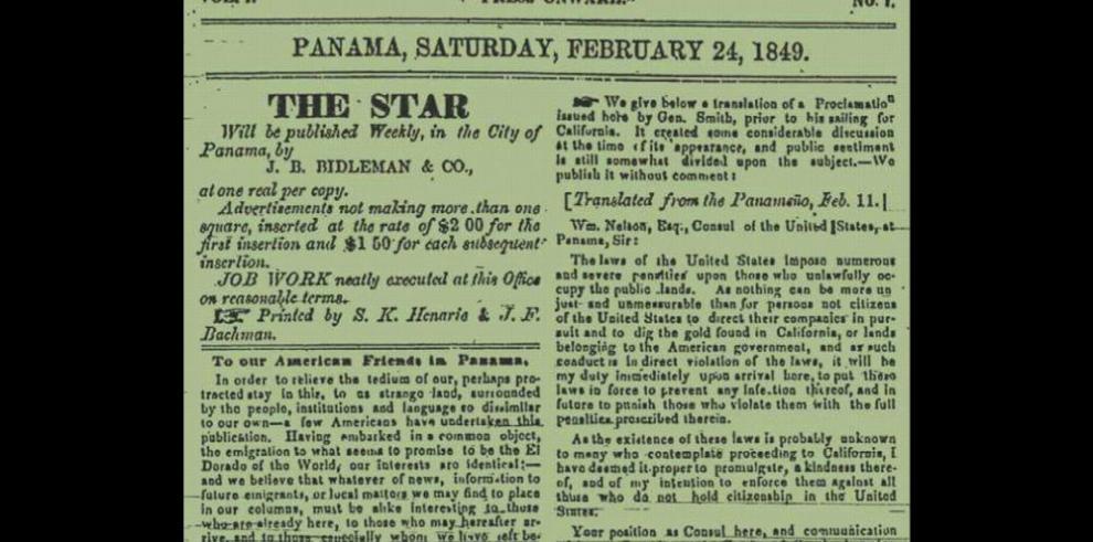'La Estrella de Panamá', luz de identidad