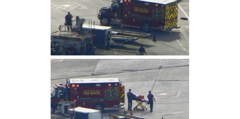 Autoridad aeroportuaria de EEUU suspende todos los vuelos a Fort Lauderdale