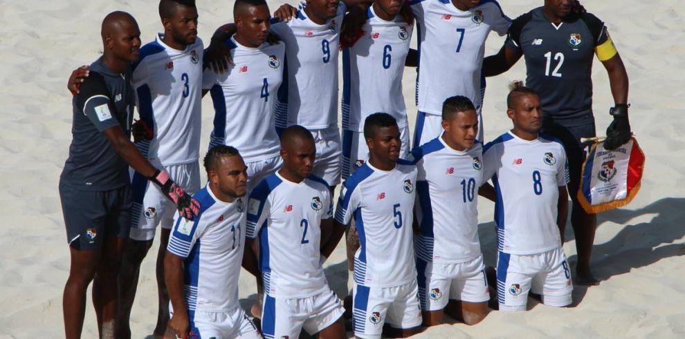 Panamá se despide del Mundial de Fútbol Playa con tres derrotas