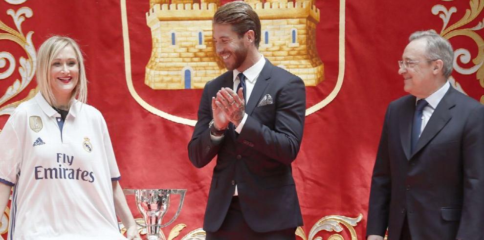 Real Madrid continúa con la celebración de su título