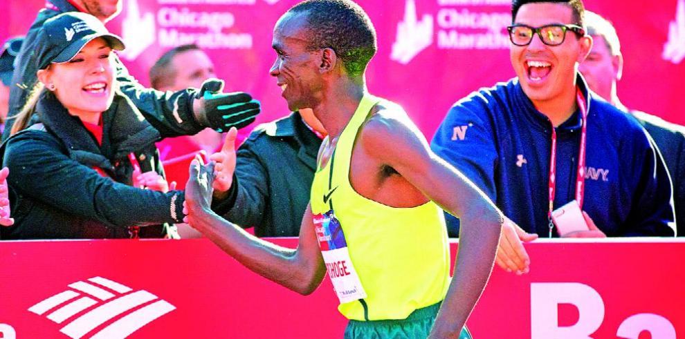 Kipchoge no correrá maratón en el campeonato mundial