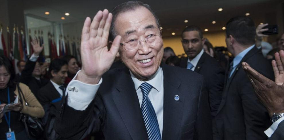 Ban Ki-moon deja la ONU tras una década de luces y sombras