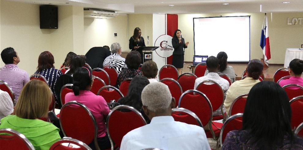 Conapredes ofrece talleres a ONG sobre la explotación sexual en menores de edad