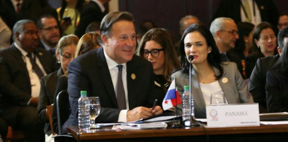 Varela anuncia creación del Centro Interagencial de Seguridad Regional