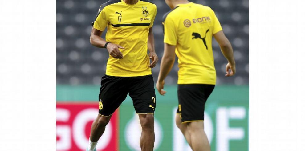 Dortmund es favorito en la final de Copa Alemania