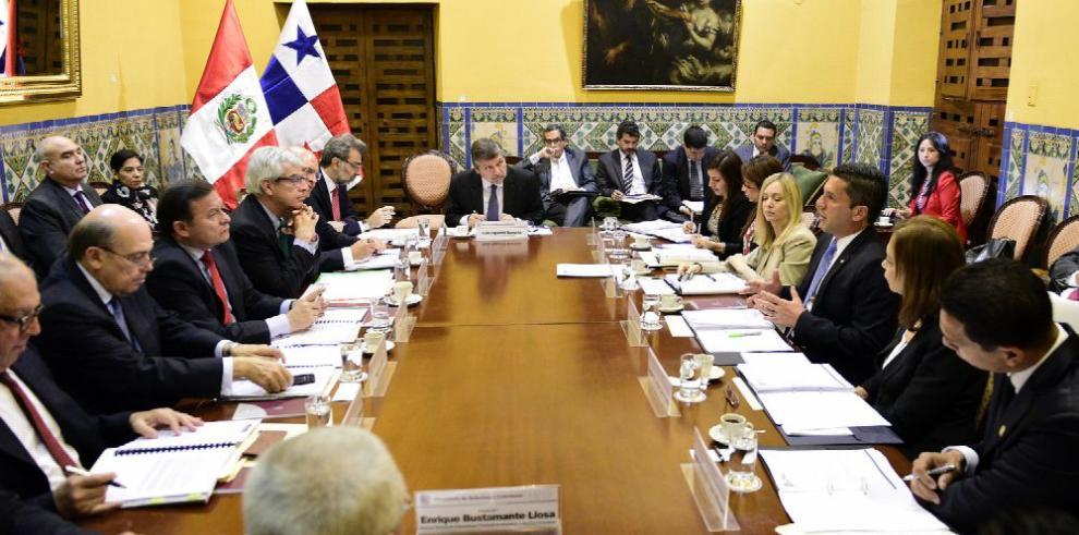 Panamá y Perú, hermanados por la historia y los retos comunes