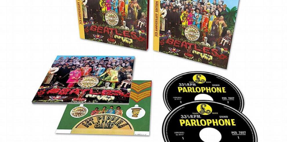 'Sgt. Pepper's' celebra 50 años