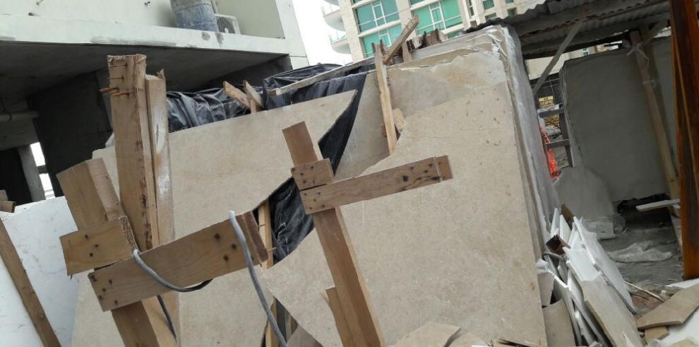 Accidente laboral enPunta Pacífica deja un muerto