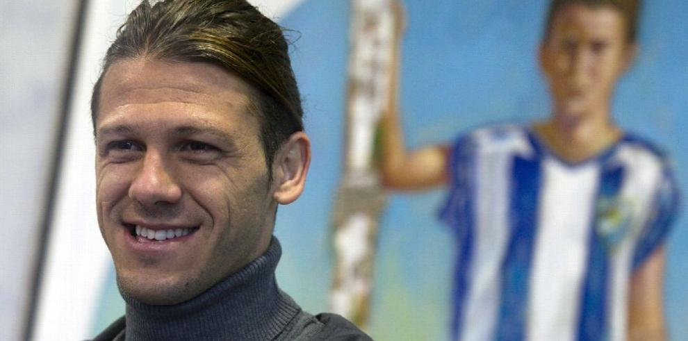 Demichelis: 'Fue emocionante volver a jugar con el Málaga'