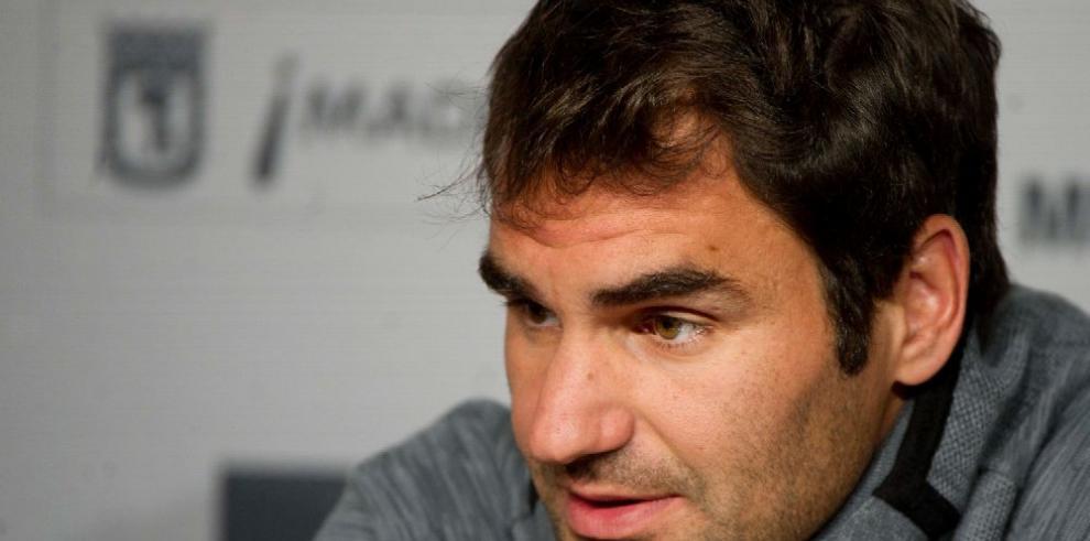Roger Federer anuncia que no jugará en Francia