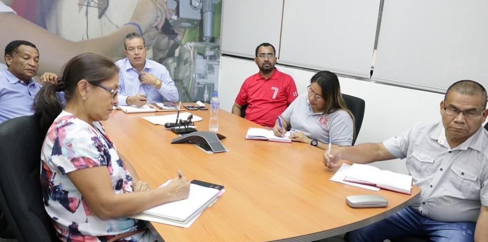 Central Obrera interesada en fortalecer capacidad del INADEH