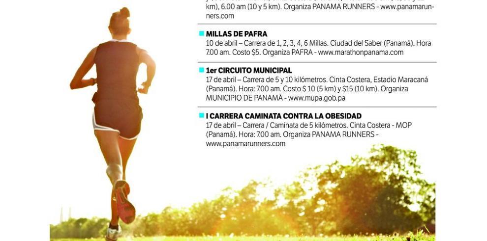 Running es el mejor escape para una vida llena de monotonía