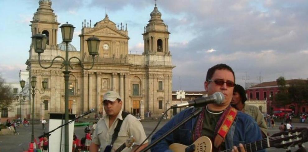 Música unida por Guillermo Anderson
