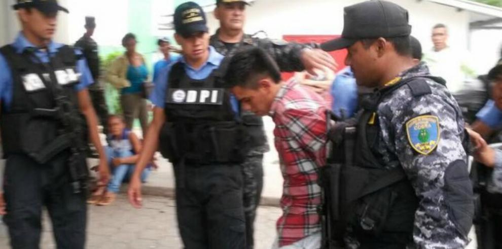 Capturan a presunto asesino de dirigente indígena hondureño