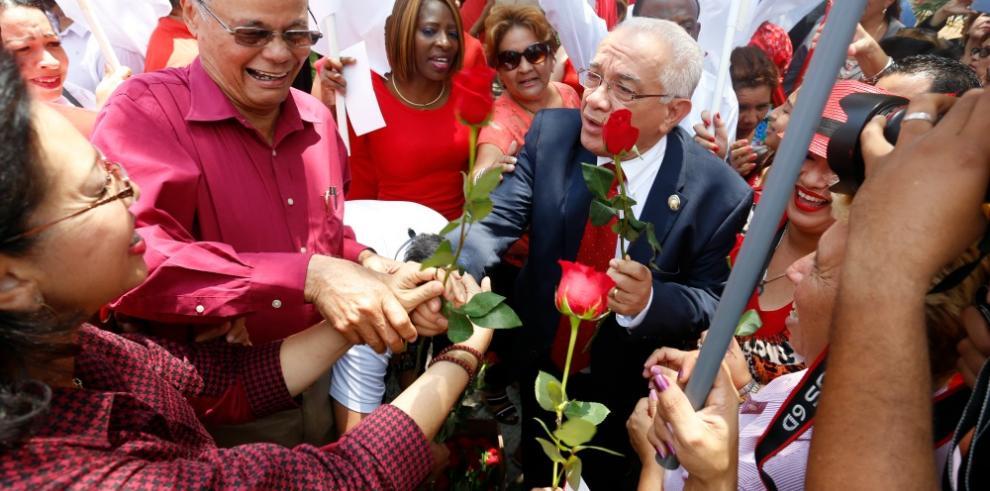 El 'círculo cero' de García de Paredes apoya a Medrano