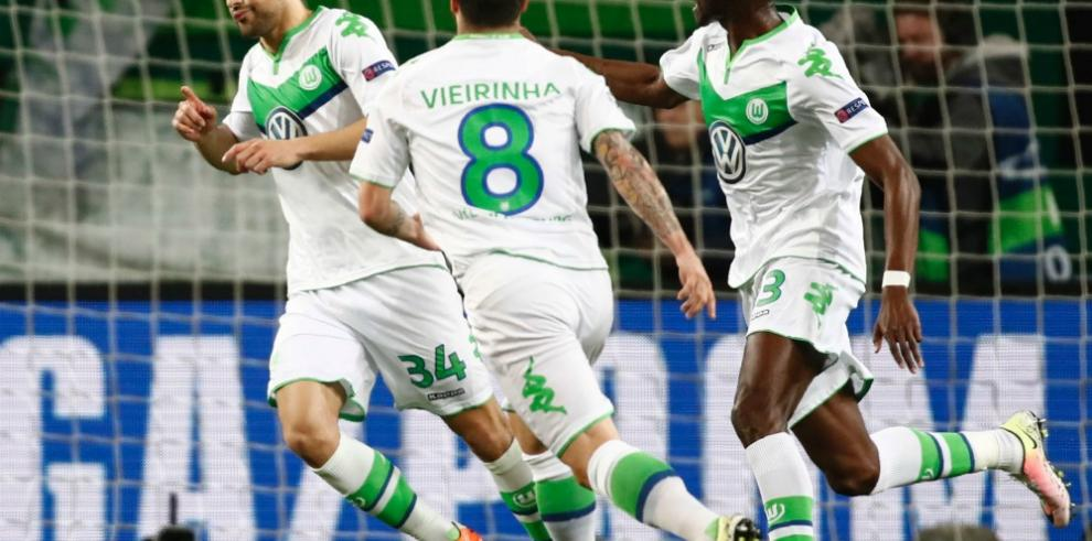 El Wolfsburgo gana al Real Madrid en la ida de cuartos de la Champions