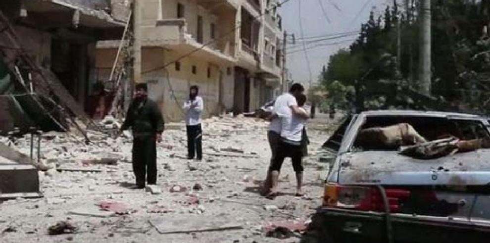 Ejercito sirio toma el control de una nueva zona de Alepo