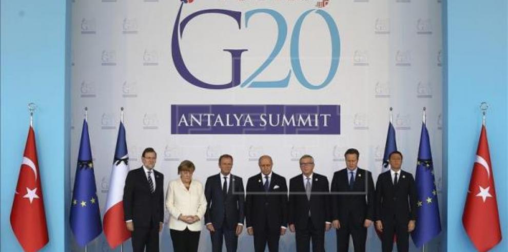 Cinco países europeos piden al G20 lista negra sobre evasión fiscal