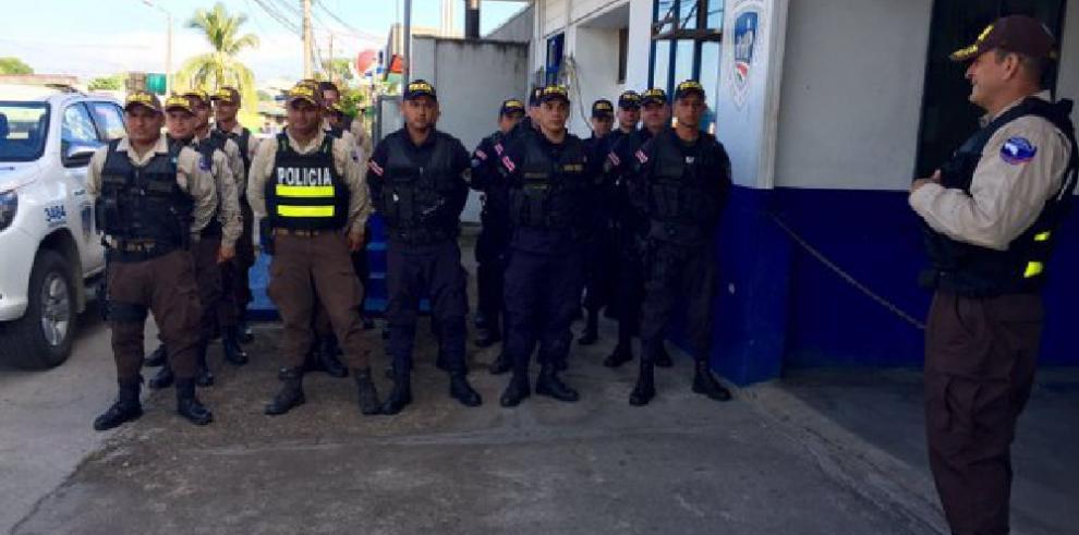Costa Rica extrema seguridad en zona fronteriza con Panamá