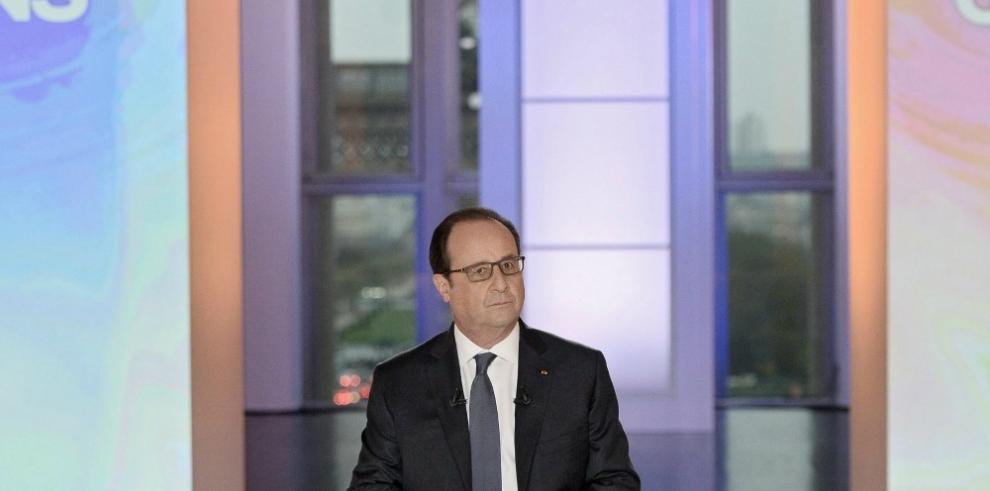 Hollande anunciará