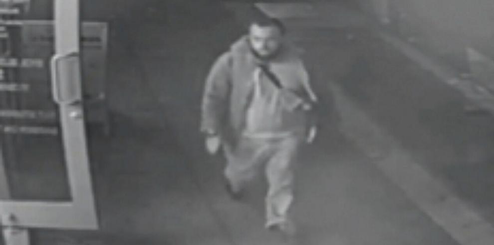 Identifican a un sospechoso vinculado con bomba de Nueva York