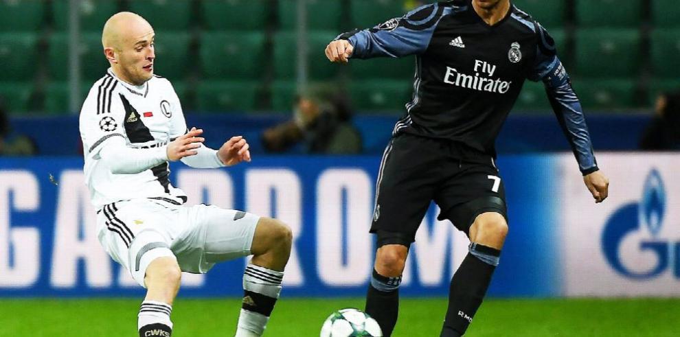 Santos convoca a Ronaldo y Pepe fuera por lesión